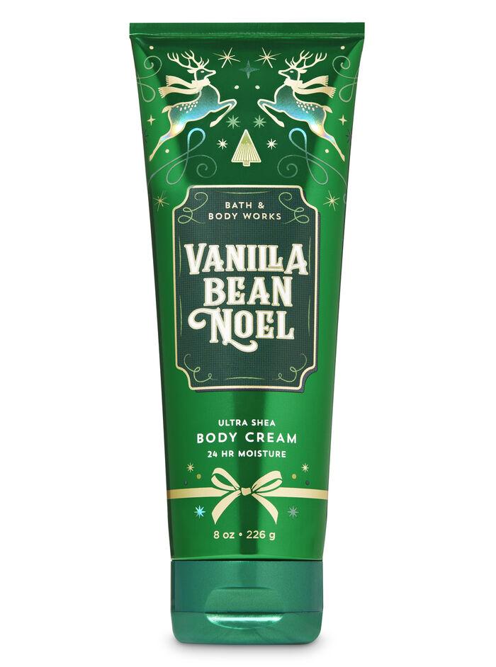 VANILLA BEAN NOEL fragranza Crema corpo ultra idratante