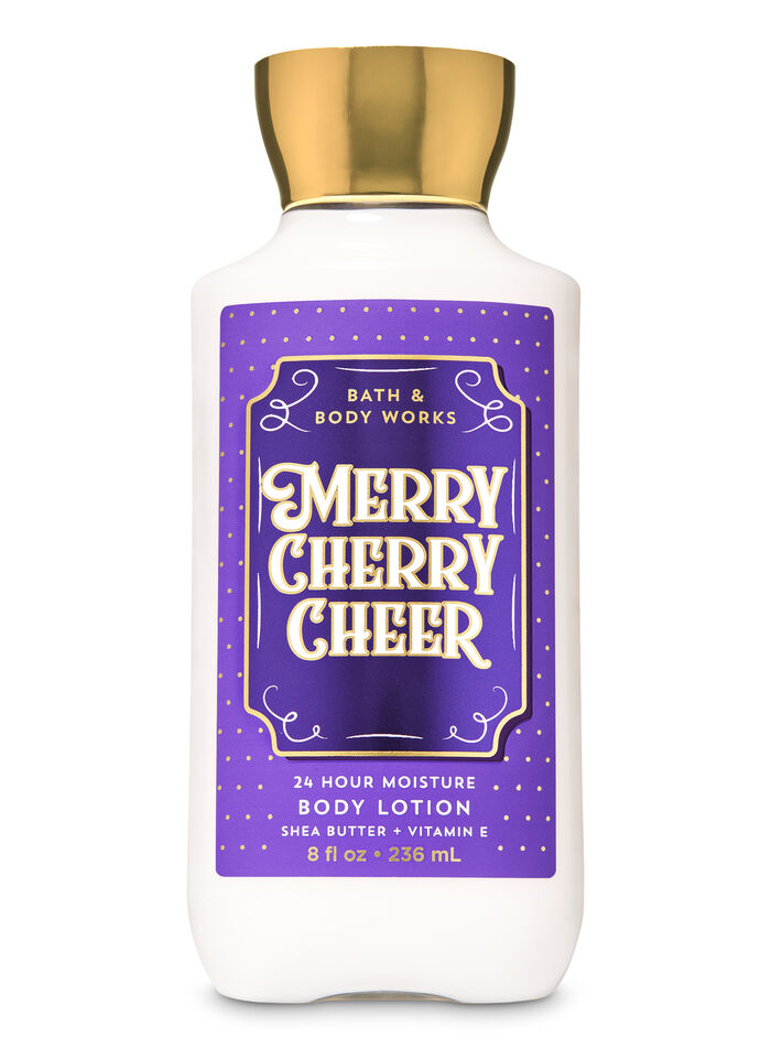 MerryCherryCheer fragranza Latte corpo