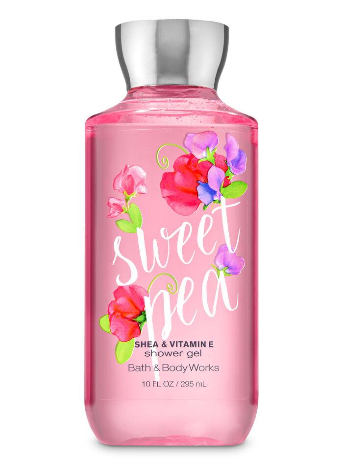 Sweet pea fragranza Gel doccia