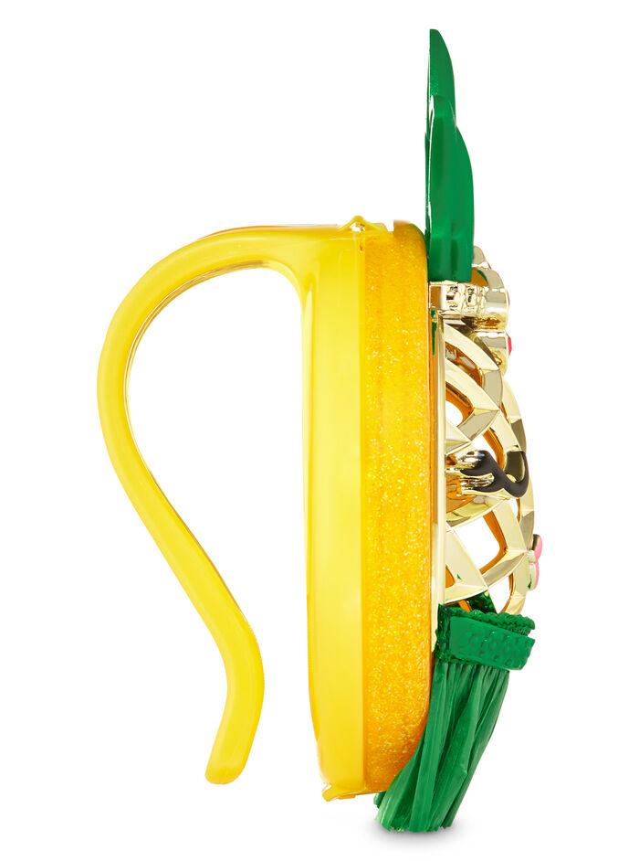 Hula Pineapple Visor Clip fragranza Car Fragrance Holder