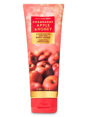 Champagne Apple fragranza Ultra Shea Body Cream