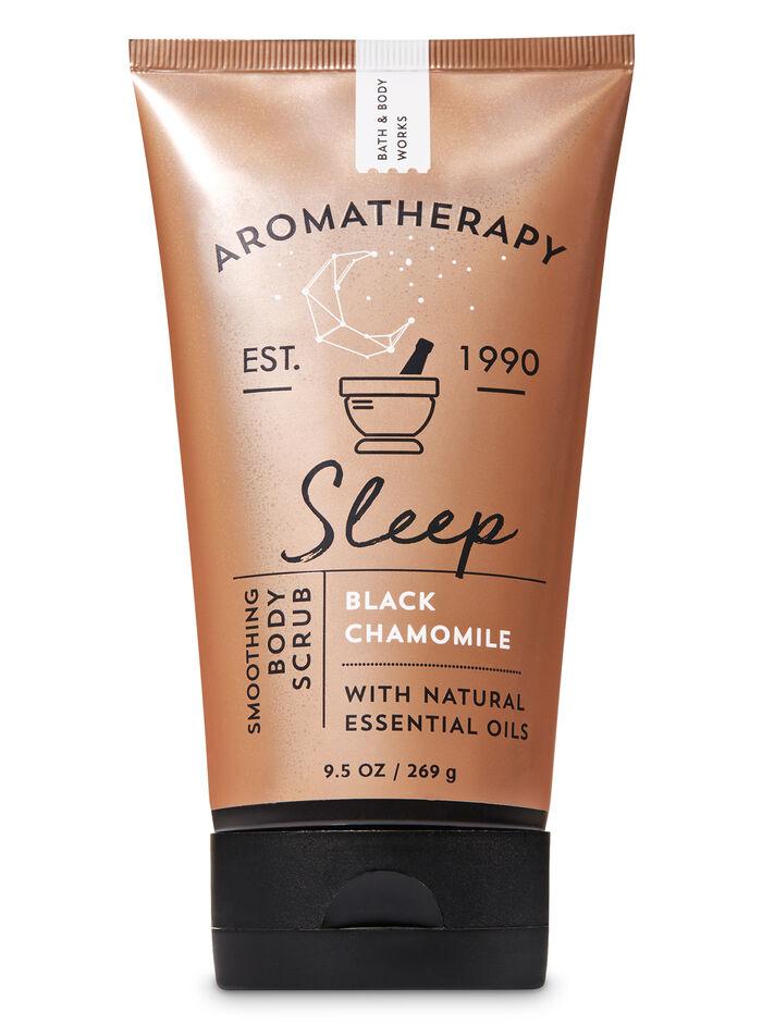 Black Chamomile fragranza Smoothing Body Scrub