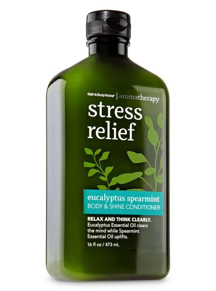 Eucalyptus Spearmint fragranza Body & Shine Conditioner