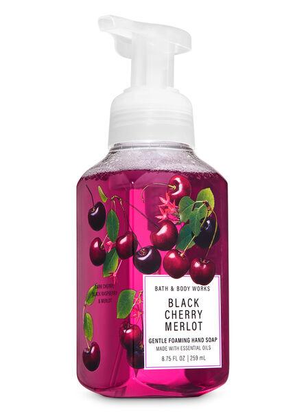 Black cherry merlot fragranza Sapone in schiuma