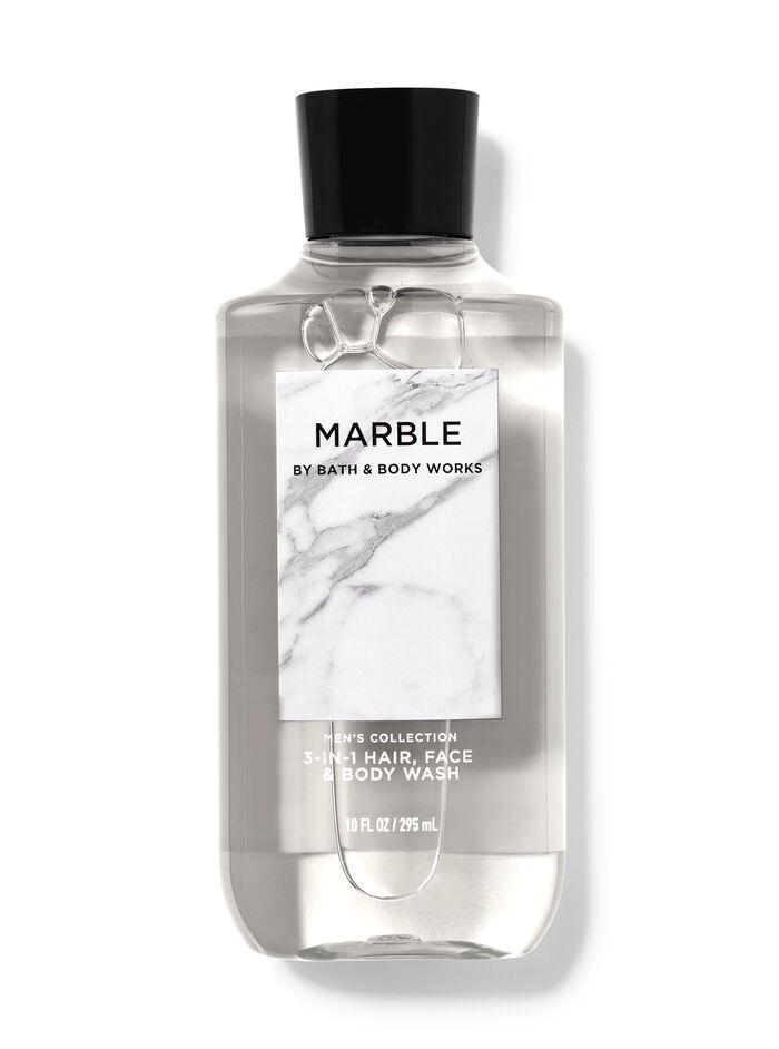 Marble fragranza Doccia shampoo 3 in 1