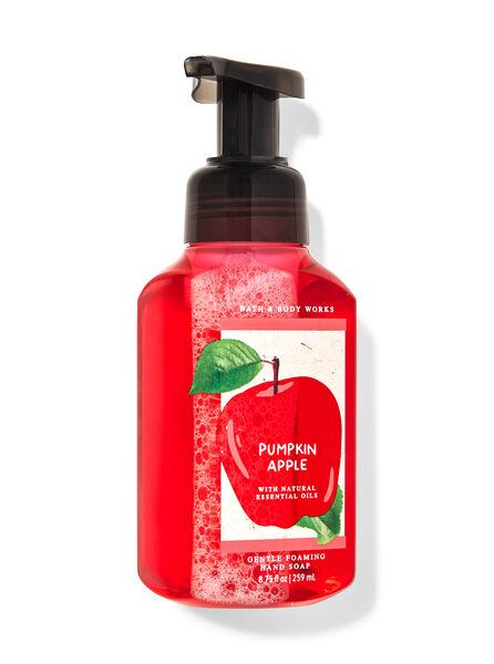Pumpkin Apple fragranza Sapone in schiuma