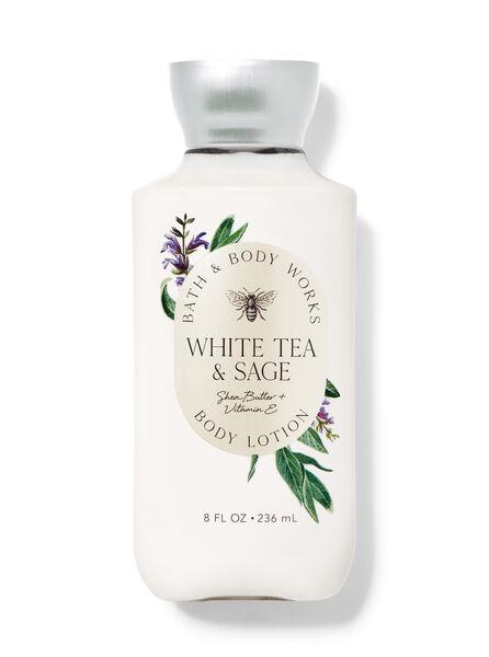 White Tea & Sage fragranza Latte corpo