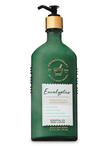Eucalyptus fragranza Essential Oil Body Lotion