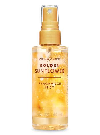 Golden Sunflower fragranza Travel Size Fine Fragrance Mist
