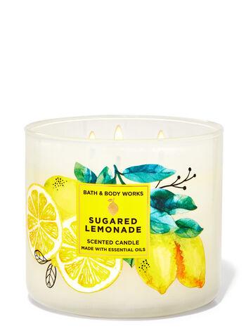 Sugared Lemonade fragranza Candela a 3 stoppini