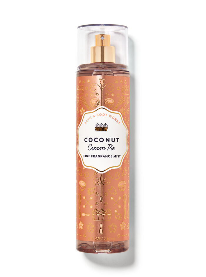 Coconut Cream Pie fragranza Acqua profumata