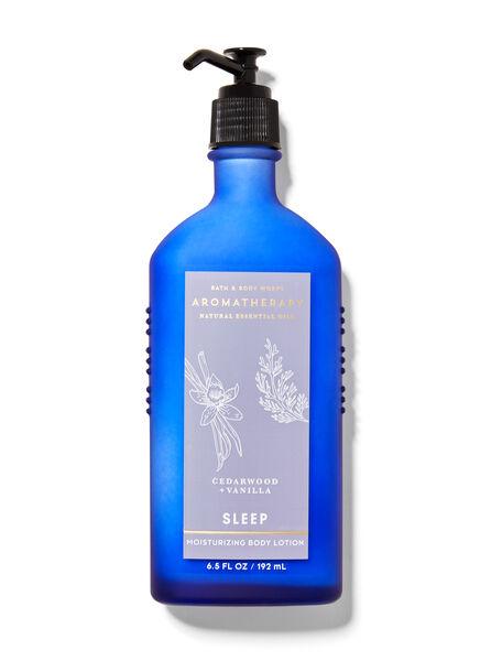 Cedarwood Vanilla fragranza Latte corpo