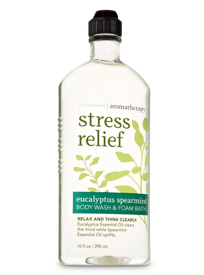 Eucalyptus Spearmint fragranza Body Wash & Foam Bath