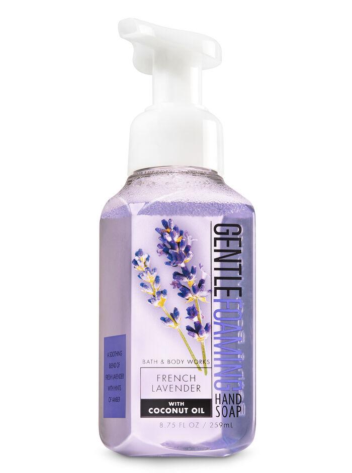 French lavender fragranza Gentle Foaming Hand Soap