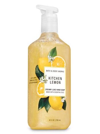 Kitchen lemon fragranza Sapone in crema