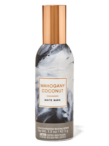 Mahogany Coconut fragranza Spray per ambienti