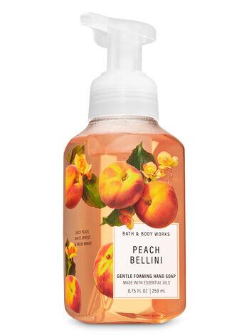PEACH BELLINI AB fragranza Sapone in schiuma