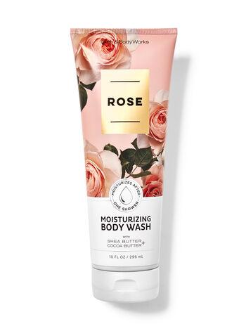 Rose fragranza Bagnoschiuma idratante