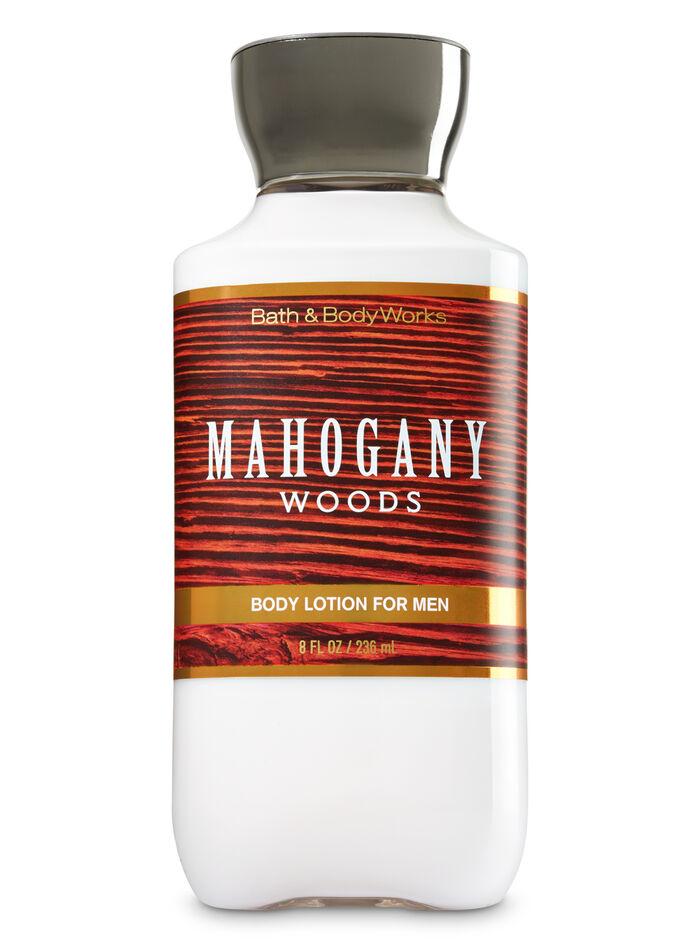 Mahogany Woods fragranza Body Lotion