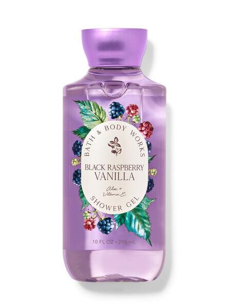 Black Raspberry Vanilla fragranza Gel doccia