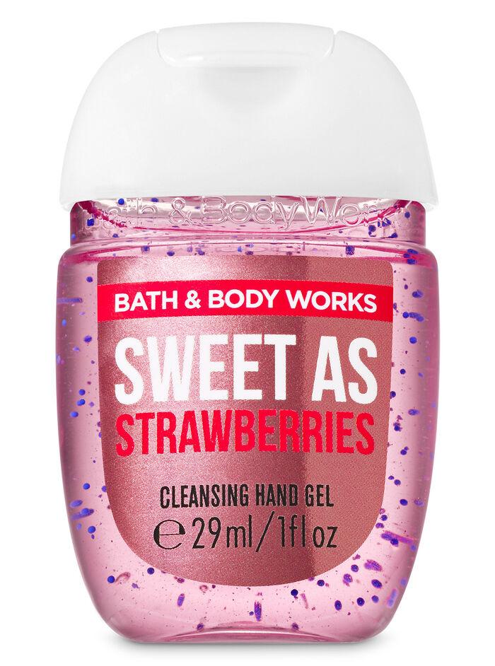 Sweet As Strawberries fragranza Igienizzante mani
