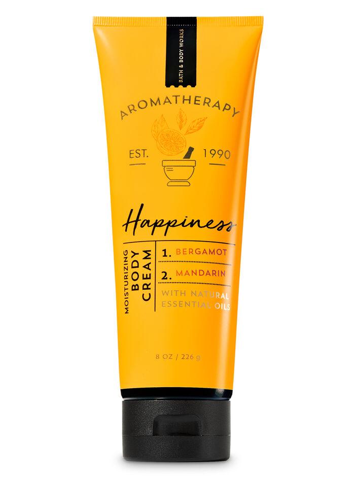 Bergamot & Mandarin fragranza Body Cream