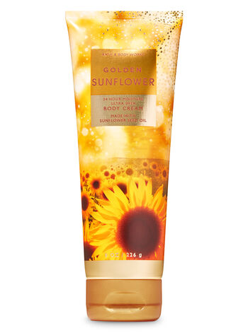 Golden Sunflower fragranza Ultra Shea Body Cream