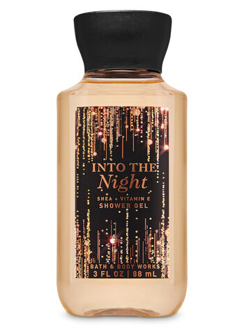 Into the Night fragranza Mini Gel doccia