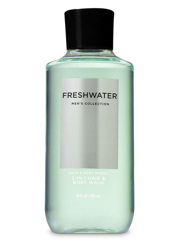 Freshwater fragranza Doccia shampoo 2 in 1