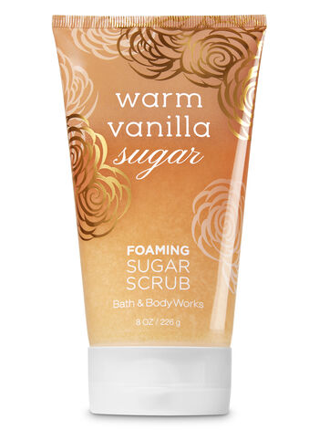 VANILLA SUGAR fragranza Foaming Sugar Scrub