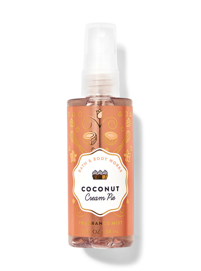 Coconut Cream Pie fragranza Mini acqua profumata