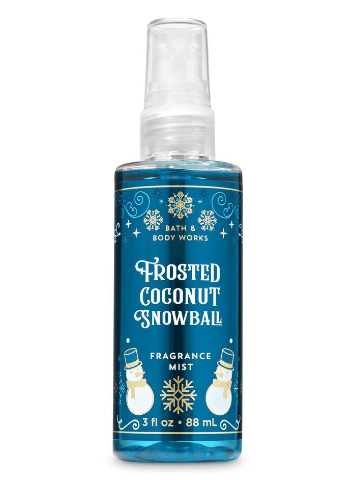 Frosted Coconut Snowball fragranza Mini acqua profumata