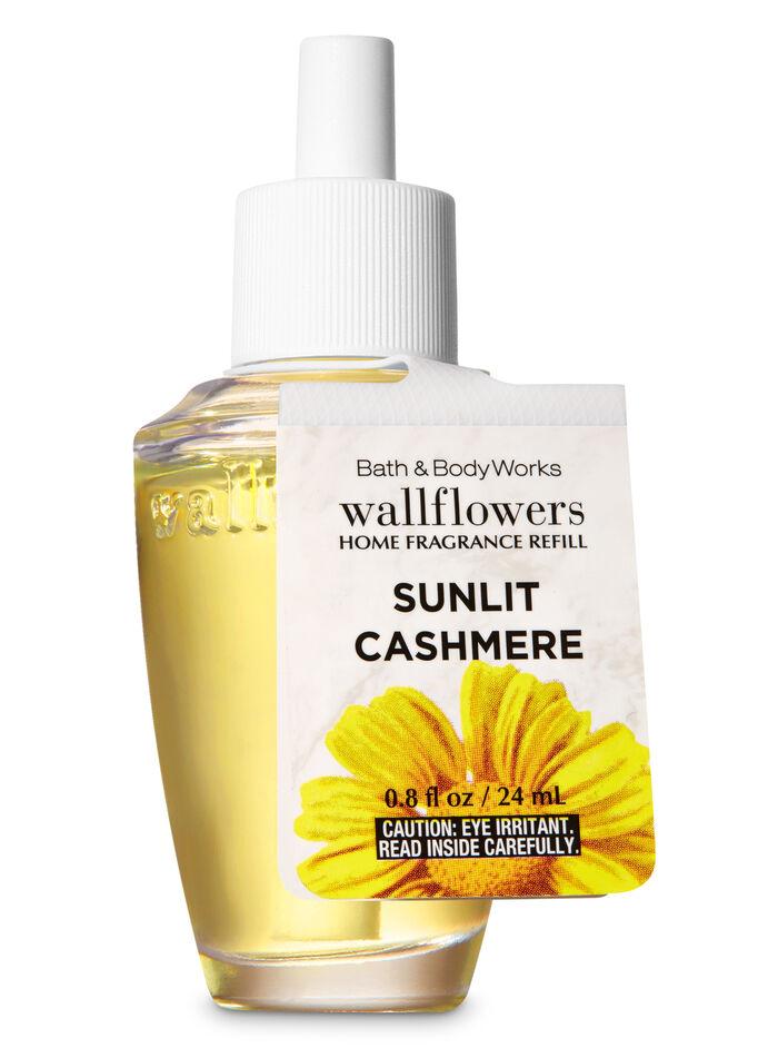Sunlit Cashmere fragranza Wallflowers Fragrance Refill