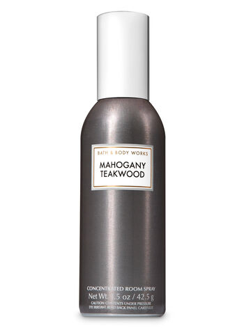 Mahogany Teakwood fragranza Spray per ambienti