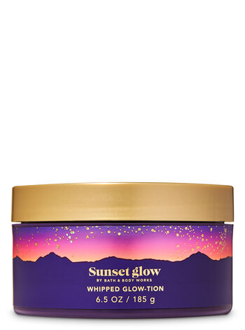 Sunset Glow fragranza Whipped Glow-tion