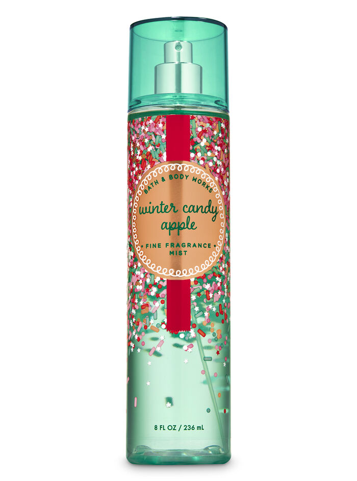 WINTER CANDY APPLE fragranza Acqua profumata