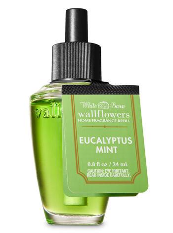 Eucalyptus Mint fragranza Wallflowers Fragrance Refill