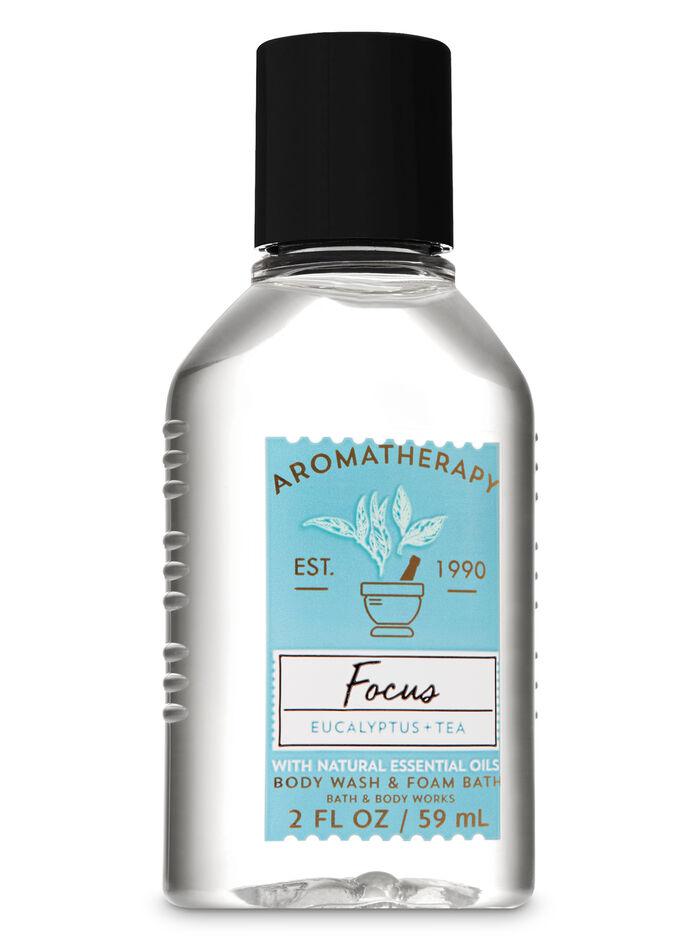 Eucalyptus Tea fragranza Travel Size Body Wash & Foam Bath