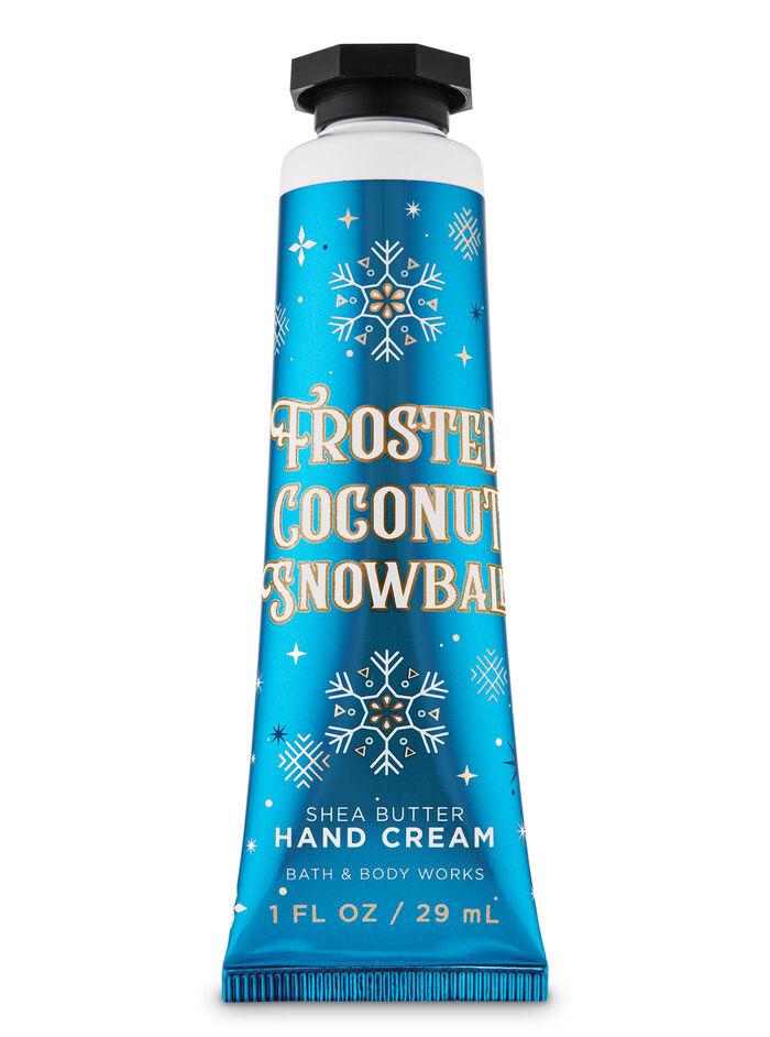 FrstCcnutSnwbll fragranza Hand Cream