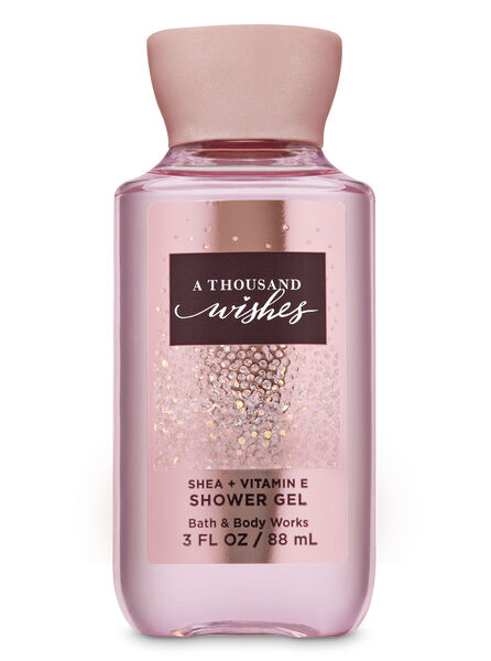 A Thousand Wishes fragranza Mini Gel doccia