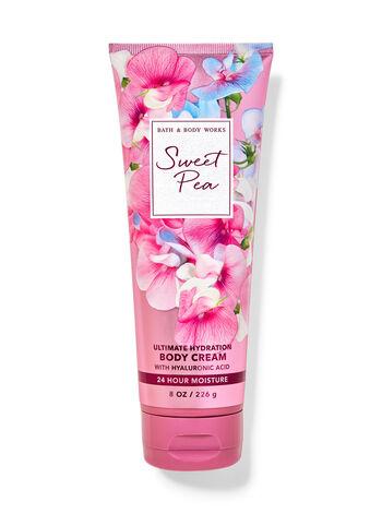 Sweet Pea fragranza Crema corpo