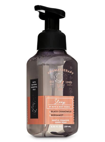 Black Chamomile Bergamot fragranza Sapone in schiuma