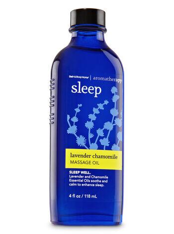 Lavender Chamomile fragranza Massage Oil