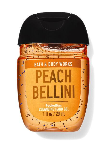 Peach Bellini fragranza PocketBac Cleansing Hand Gel