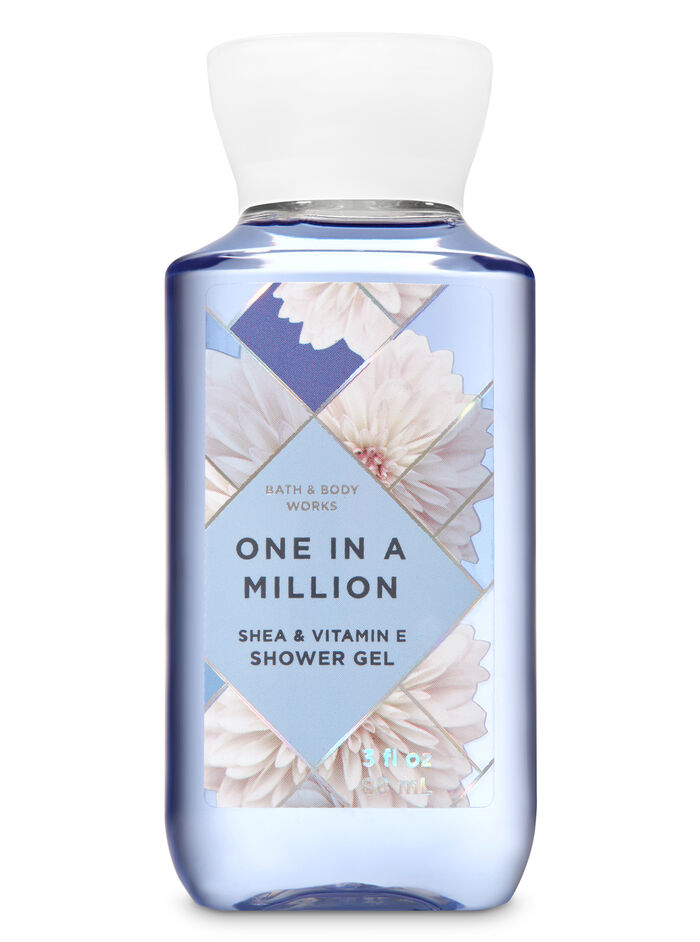 One in a million fragranza Travel Size Shower Gel