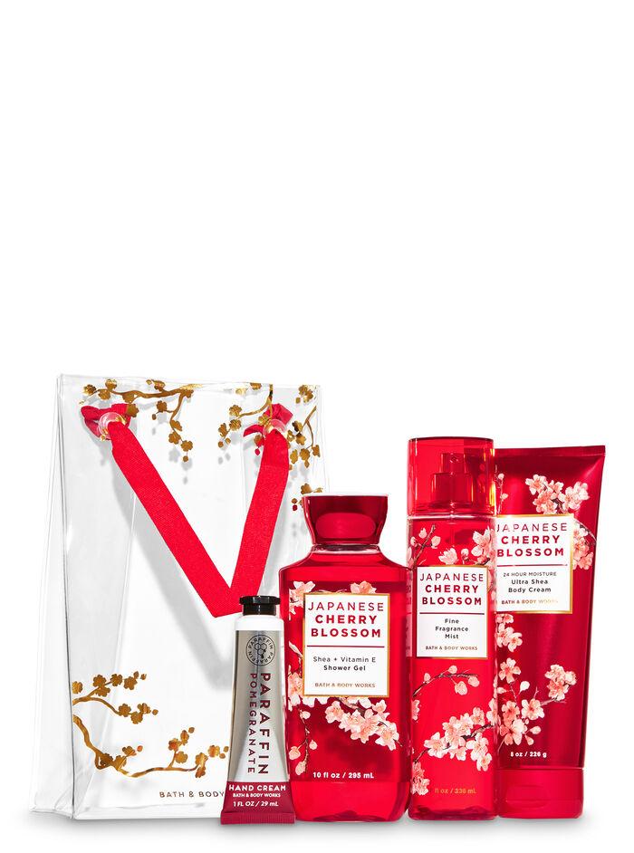 Japanese cherry blossom fragranza Gift Set