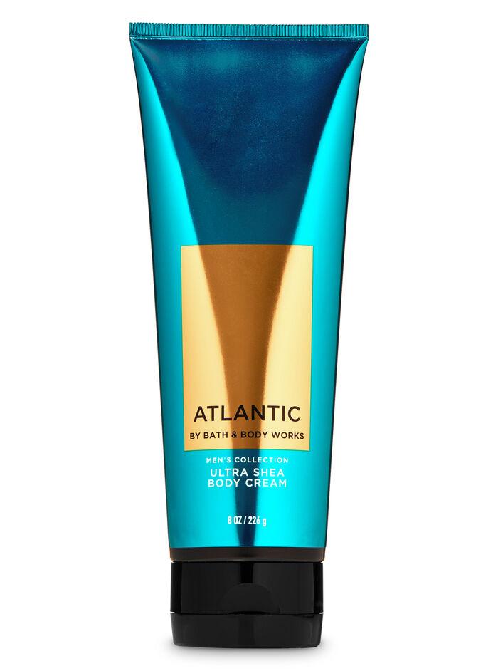 Atlantic fragranza Crema corpo ultra idratante