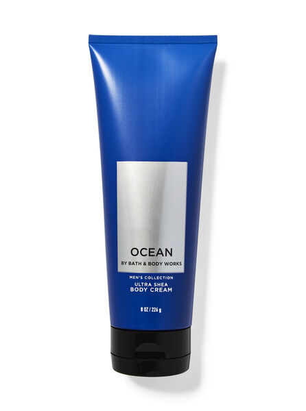 Ocean fragranza Crema corpo ultra idratante