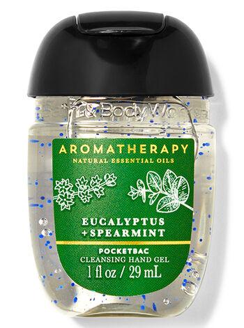 Eucalyptus Spearmint fragranza PocketBac Cleansing Hand Gel