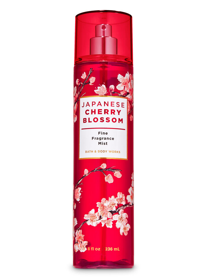 Japanese Cherry Blossom fragranza Acqua profumata